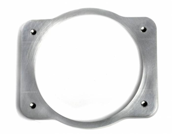 Holley Performance - HLY300-222 - LS3 High Ram 102mm Throttle Body Mounting Flange (For Use In Fabricating A Sheet Metal Top)