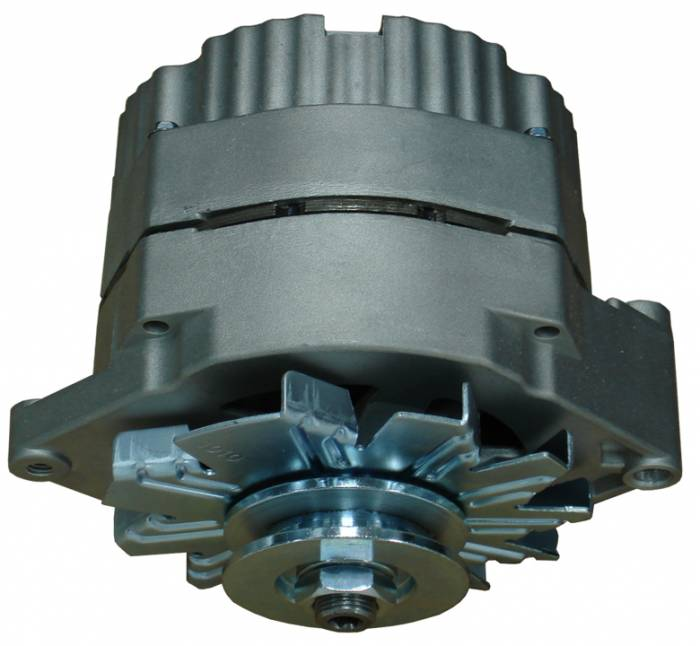 Proform - 66436 - GM 73-86 Internal Regulator Alternator - Natural Finish