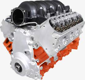 Blue Print - LS3 Crate Engine by BluePrint Engines 427CI 625 HP ProSeries Stroker Crate Engine GM LS Style Longblock Aluminum Heads Roller Cam Late Model Drop In Upgrade PSLS4271CT