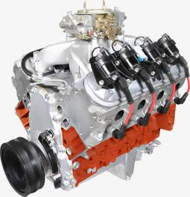Blue Print - PSLS4270CTC - LS 427 Carbureted Retro-Fit Performance Engine 605 HP / 575
