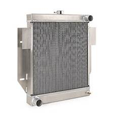 Be Cool Radiator - BCI60023 -1955-1957  Thunderbird W/Standard Transmission