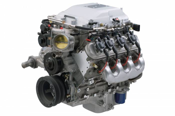 GM Performance Parts - 19260164 - GMPP LSA 6.2L 556 HP Supercharged Crate Engine