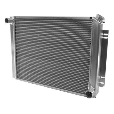 Be Cool Radiator - BCI10009 - BeCool Aluminator Direct Fit Radiator, 300HP, Standard Transmission, 67-69 Camaro/Firebird, 64-65 Chevelle/El Camino