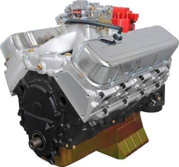 Blue Print - BP4962CTC - BluePrint BBC 496CID 575HP Fully Dressed Crate Engine 1pc Rear Seal