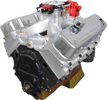 Blue Print - BP4962CTF - BluePrint BBC 496CID 575HP Fully Dressed EFI Engine 1pc Rear Seal