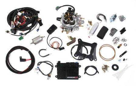 Holley Performance - HLY550-401 - Holley Avenger 900 CFM EFI Throttle Body Fuel Injection System