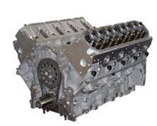 GM (General Motors) - 19257648 - Remanufactured GM 2005 - 2006 LS2 6.0L, 366 CID,  8 Cylinder Engine