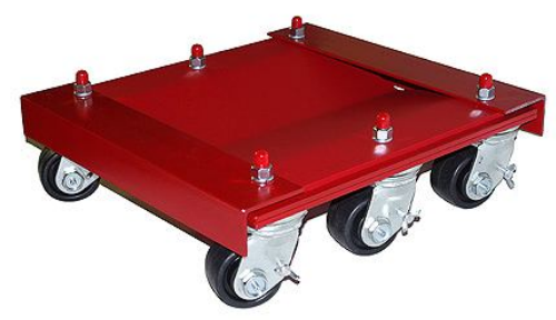 "Autodolly - M998043 - 16"" X 16"" Super Duty Dolly - 4000 lbs. Capacity, Sold Individually"