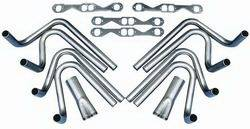 Husler Hedders - Husler Hedders Husler Hedders Header Weld-Up Kit 65685