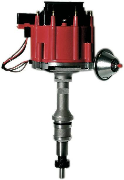 Proform - 66983R - Ford 351W HEI Street/Strip Distributor, Red Cap
