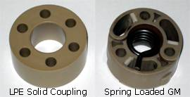 Lingenfelter Performance Engineering - LPEL960130709 - Supercharger Isolator Coupling LS9, LSA Engine 2009-2013