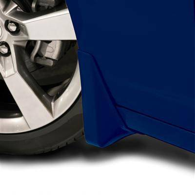 Chevrolet Performance Parts - 22794779 - 2011-12 Camaro, Imperial Blue (GAP), Front and Rear Quarter Flares, Not For Use with Ground Effects