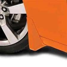 GM (General Motors) - 92214928 - 2010-13 Camaro, Inferno Orange (GCR), Front and Rear Quarter Flares, Not For Use with Ground Effects