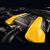 GM (General Motors) - 92247663 - CPP Engine Cover, 2010-13 Camaro V8 (LS3 And L99), Rally Yellow (GCO)