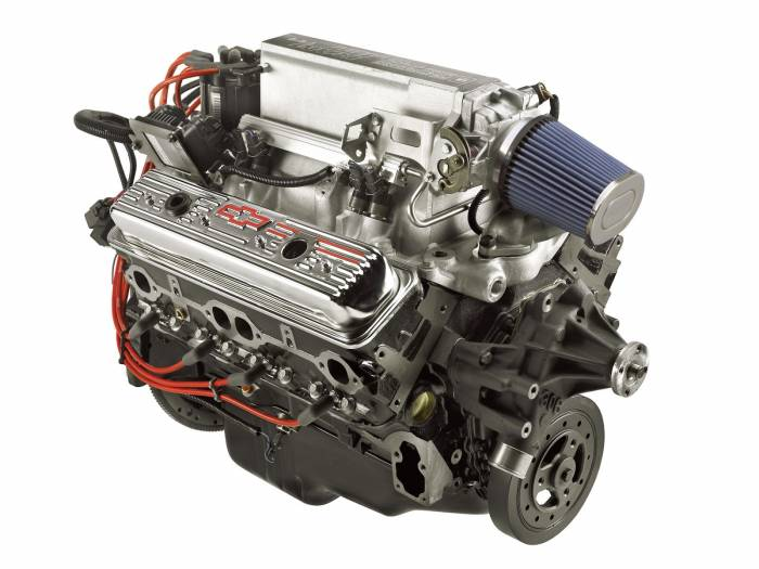 PACE Performance - GMP-4L60ERJ350 GM Ram Jet  350CID Engine with PAGM 4L60E Trans