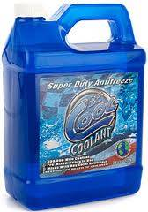 Be Cool Radiator - BCI25001 - Be Coolant 1 gallon jug