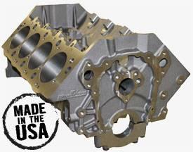 "Blue Print - BPT4250100W - Big Block Chevy Cast Iron Engine Block Gen IV 1-Piece Rear Main Seal 4.250"" Bore 10.200"" Deck Height"