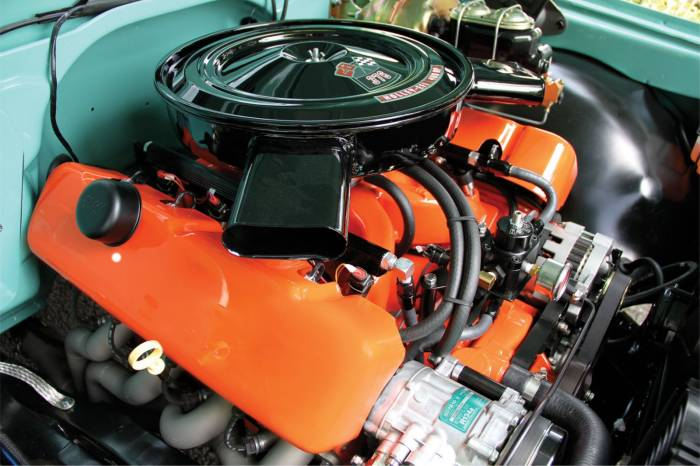 """Holley Performance - HLY242-1 - Holley  """"Black""""  Paint to Match LS Coil Covers"""