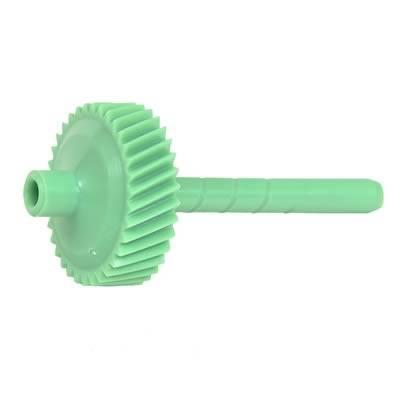 """TCI Transmission - TCI880006 - TCI Speedometer Driven Gear - GM 79-93 325C- 29 Tooth, Green, 3.140""""L x .305"""" Shaft x .960"""" Gear Type G"""
