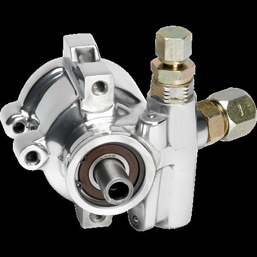 Billet Specialties - BSP12025 - Billet Specialties Power Steering Pump ? Type II Aluminum Polished Finish 3.5 GPM
