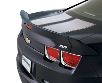 GM (General Motors) - 92234283 - Blade Wing Spoiler - 2011-13 Camaro Coupe, Black (GBA)