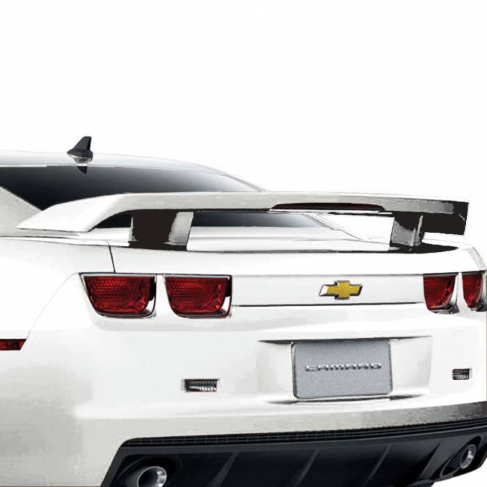 GM (General Motors) - 22940486 - High Wing Spoiler - 2010-13 Camaro Coupe Without RPO D80, Summit White (GAZ)