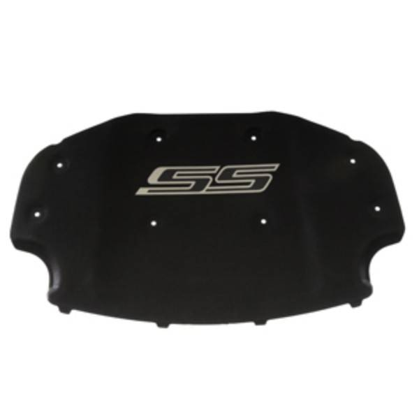 GM (General Motors) - 22757035 - 2012-14 Camaro Underhood Insulator - SS Logo, EF7 Engine