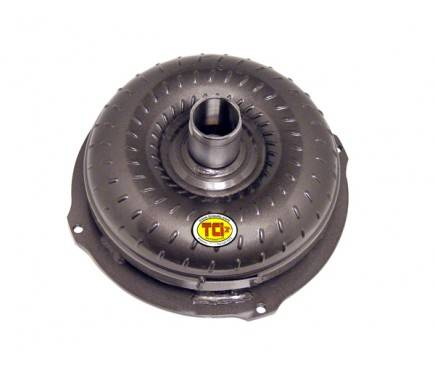 TCI Transmission - TCI242940 - TCI StreetFighter® Converter, GM, 1991-06 4L80E, Lock-Up, Billet/forged steel front