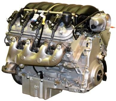 19301360 Pace Performance Ls3 525hp Muscle Car Crate Engine