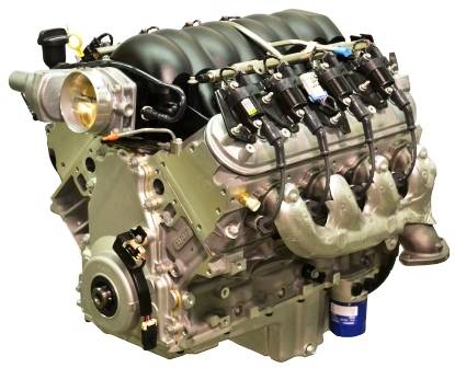 PACE Performance - GMP-19301326-MC - Pace Performance LS3 430HP Muscle Car Crate Engine