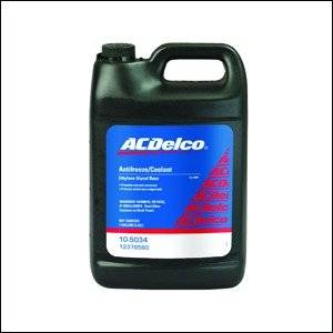 GM (General Motors) - 12378560 - GM/AC Delco Antifreeze/Coolant Concentrate - 1 Gallon