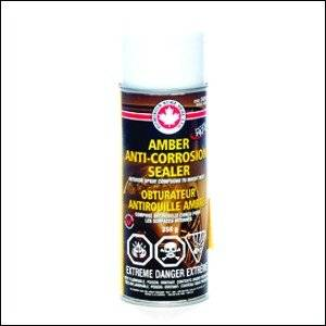 GM (General Motors) - 12378399 - Gm/Ac Delco Anti- Corrosion Compound - For Inner Body Panels - Wax Based - 12 Oz.