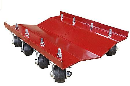 "Autodolly - M998064 - 24"" X 16"" Ribless Dually Dolly - 5200 lbs. Capacity, Sold Individually"