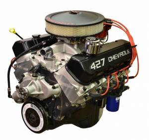 Big Block Chevy Crate Engines