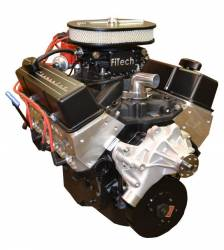 PACE Performance - Small Block Crate Engine by Pace Performance Fuel Injected 355CID 390HP Black Finish BP35513CT1-2FX - Image 2