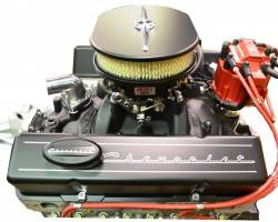 PACE Performance - Small Block Crate Engine by Pace Performance Fuel Injected 355CID 390HP Black Finish BP35513CT1-2FX - Image 3