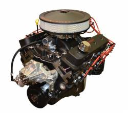 PACE Performance - GMP-19210007-2FX - Pace Fuel Injected 350CID 355HP Crate Engine with Black Finish - Image 2