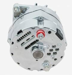 TSP-ES1001C - 110 AMP Chrome 1-Wire Alternator, 10si Case, One-Wire