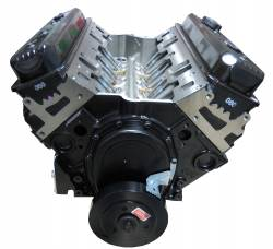 PACE Performance - GMP-12681429-V4X - Prepped & Primed Pace SBC 350cid 350HP Vortec Long Block Engine - Image 3