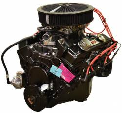 PACE Performance - GMP-12681429-2 - Pace Chevy 350 260HP Engine with Black Trim - Image 2