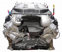 Chevrolet Performance Parts - LT4 6.2L Supercharged Crate Engine 2017-2019 650 hp 650 lbs torque Wet Sump Digital Fuel Sensor 19418844 - Image 5