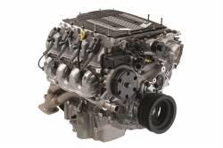 Chevrolet Performance Parts - LT4 6.2L Supercharged Crate Engine 2017-2019 650 hp 650 lbs torque Wet Sump Digital Fuel Sensor 19418844 - Image 1