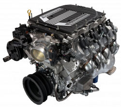Chevrolet Performance Parts - LT4 650HP Wet Sump  Engine with T56 Trans $500 REBATE CPSLT4T56W Cruise Package - Image 2