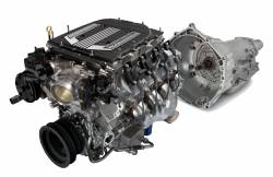Chevrolet Performance Parts - LT4 650HP Dry Sump  Engine with 4L75E Trans $500 REBATE CPSLT44L75ED Cruise Package - Image 1