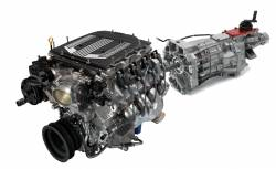 Chevrolet Performance Parts - LT4 650HP Wet Sump  Engine with T56 Trans $500 REBATE CPSLT4T56W Cruise Package - Image 1