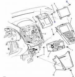 GM (General Motors) - 11547755 - Screw  - Sold Individually. - Image 1
