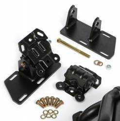 Trans-Dapt Performance Products - Engine Swap for Chevy V8 into 2WD S10 or S15 with UNCOATED Headers and FACTORY Heads Trans-Dapt TD99061 - Image 4