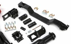 Trans-Dapt Performance Products - LS Engine Swap in a Box Kit for LS Engine into 75-81 F-Body with Manual Transmission and Black Headers TD42034 - Image 3