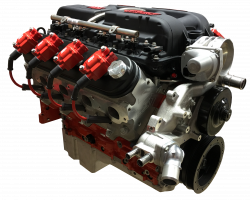 PACE Performance - LSX 454 599HP Pace Exclusive Crate Engine with MSD Atomic Intake GMP-19417357-7AFO - Image 3