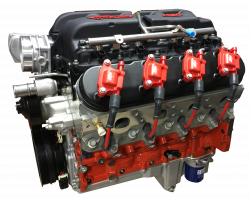 PACE Performance - LSX 454 599HP Pace Exclusive Crate Engine with MSD Atomic Intake GMP-19417357-7AFO - Image 1